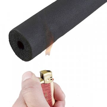 Fireproof Rubber NBR Foam Tube