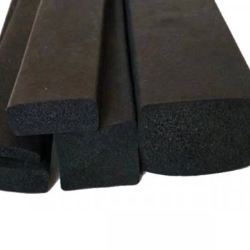 Rectangle EPDM Rubber Extrusion