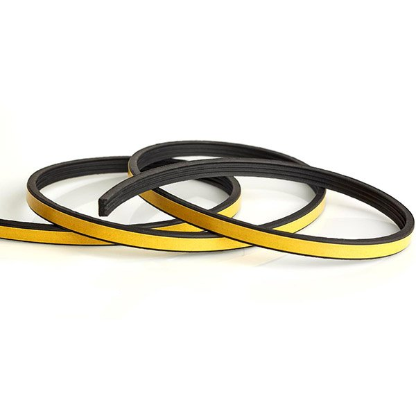 Adhesive EPDM Car Rubber Seal Strip Used For Automotive