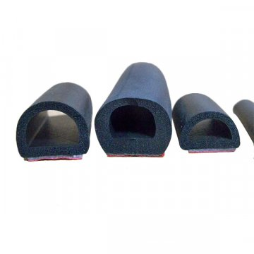 EPDM FOAM rubber side bulb seal strip for automotive door