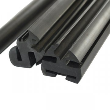 EPDM Solid Rubber Extrusion