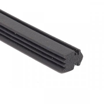Car Doors Glass Waterstop Rubber Sealing Strip
