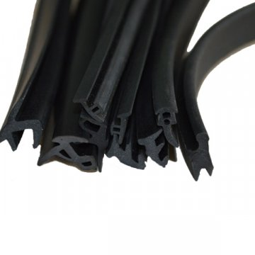 EPDM Rubber Extrusion Seal Strip