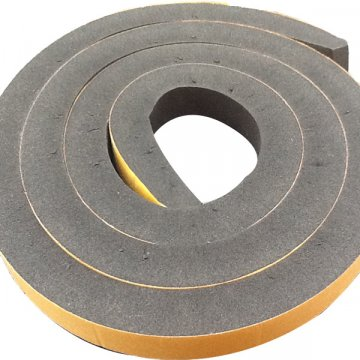 Extruded Neoprene Sponge Rubber Strip