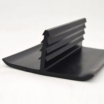 T section Extruded EPDM Rubber For Truck Scale