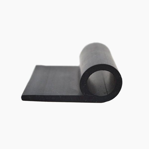 P Section Extruded EPDM Rubber (2)