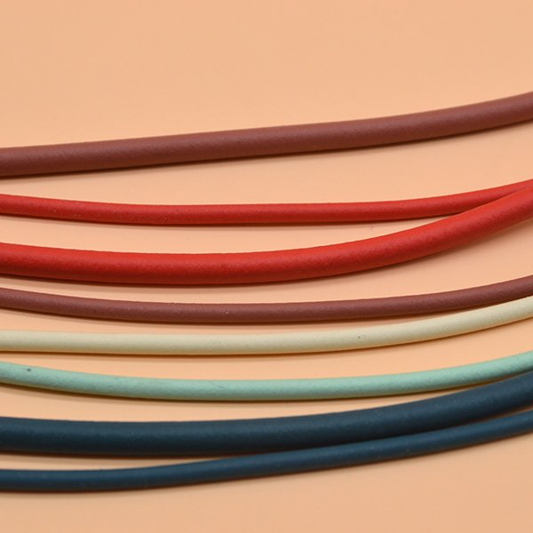 Colored Sponge Rubber Cord  (3)