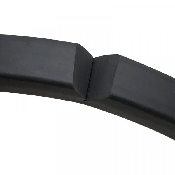 Epdm Soild Rubber Square Cord Strip Profiles For Engineering (3)