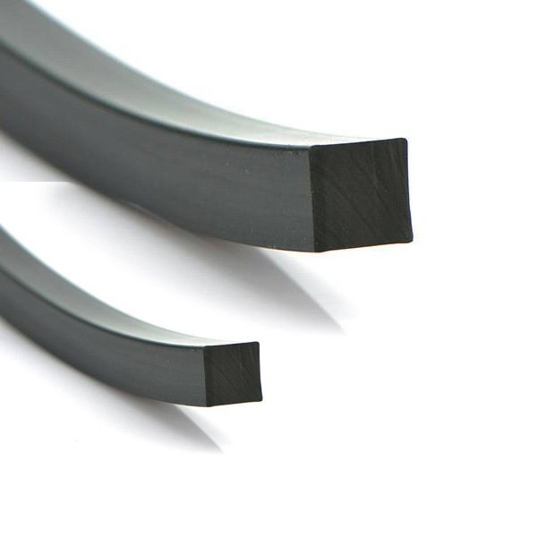 Epdm Soild Rubber Square Cord Strip Profiles For Engineering (4)