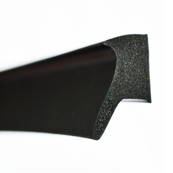 Extruded EPDM Sponge Rubber Strip (2)
