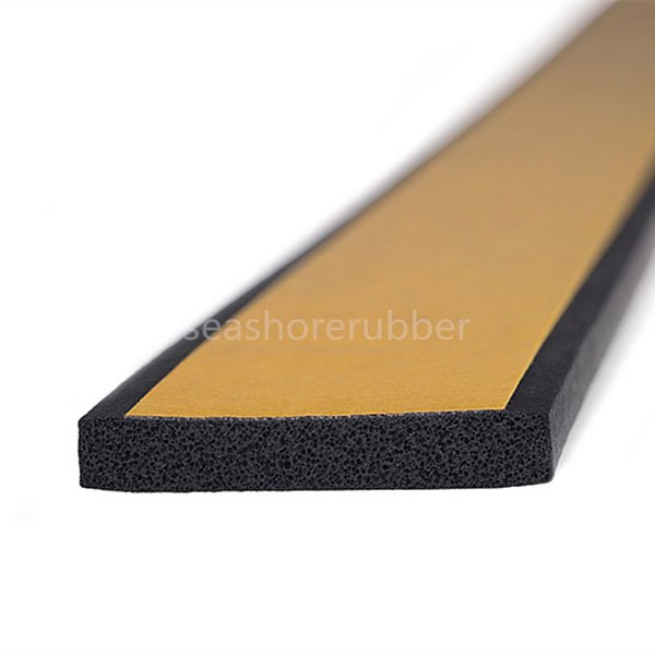Sponge EPDM TPE CR Rubber Seal Strip For Aluminum Glass Door And Windows (2)