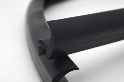 Rubber profile EPDM seals have good weather resistance