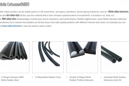 Nitrile rubber prices continued to rise causing a tight supply